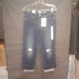 DENIZEN® from Levi's Women's Mid-Rise Slim Jeans